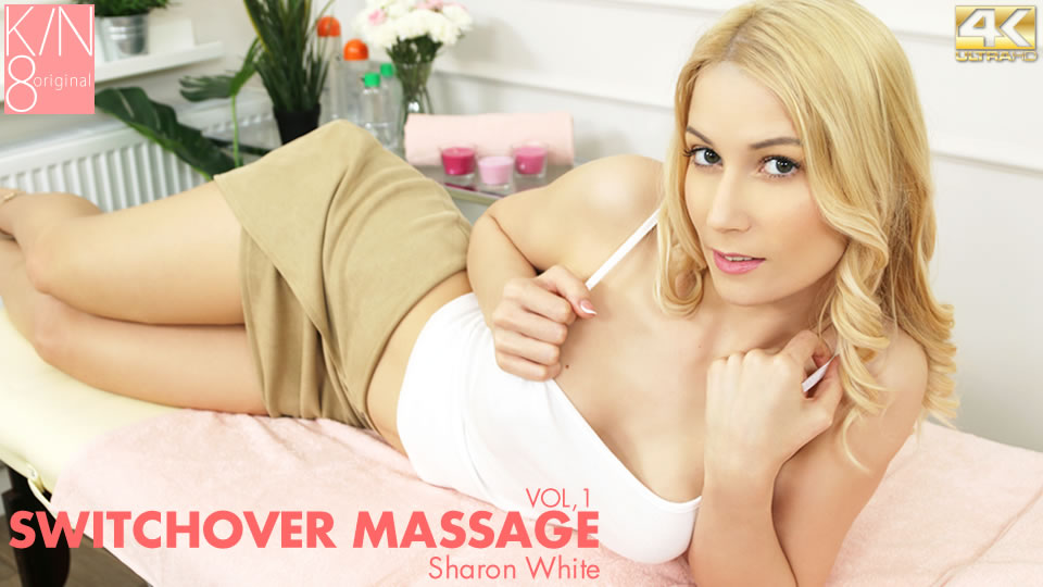 Reg Members 5 Days limited delivery  SWITCHOVER MASSAGE VOL2 Sharon White